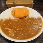 カレーハウスCoCo壱番屋 - 料理写真:豚しゃぶカレー