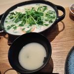 林屋茶園 - 豆乳鍋