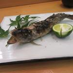 Asakusajuuroku - 「山女魚の炭火塩焼」