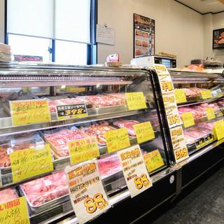 絶品焼肉をご自宅&BBQで!直売店でも上質なお肉を販売中◎