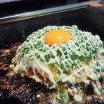 お多福 - 料理写真:お多福風ふわトロッ焼き