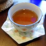 京料理屋 嵐山さくら - 炒り番茶
