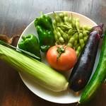 トゥアック ジャム - 青森からの新鮮野菜を使用