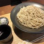 モダンバル 餐仕 - 信州蕎麦 更科(大盛)