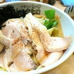 中華そば ムタヒロ 錦糸町店 - 煮干し特製つけ麺 1030円