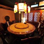 西安刀削麺酒楼 - 内観写真