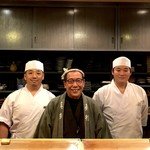 京極寿司 - カウンター7席。個室10名まで。小上がり席4~5名×5席