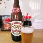 大穂 - びんビール