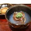 紀茂登 - 料理写真:煮物碗 生木耳と帆立真丈