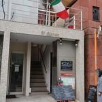 イル ベッキオ プラタノ - お店入口