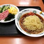 日高屋 - 冷やし麺 530円