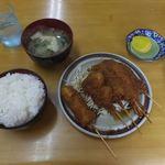本田串かつ店 - 料理写真: