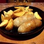 イタリアン肉バル あべのダイナー - 生ソーセージ