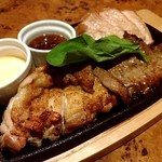イタリアン肉バル あべのダイナー - 肉盛り