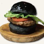 ブラックハンバーガー