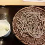 蕎麦切り 翁 - 料理写真:田舎(720円)