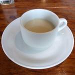 フォカッチェリア - じゃが芋のスープ