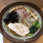 創作麺処 麺ソウル ラボ - 醤油らーめん 750円