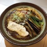 創作麺処 麺ソウル ラボ - 冬季限定「生姜醤油らーめん」