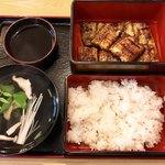 うな善 - 料理写真:『うな重(竹)』様(5600円)