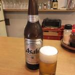 近江かね安 - 瓶ビール(大瓶)