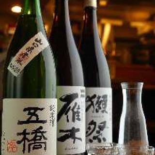 季節に合った日本酒を提案