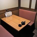 個室 肉バル マーケットグリル - 落ち着ける個室