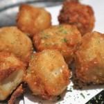 個室 肉バル マーケットグリル - フライ  コロコロ里芋のフライ