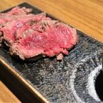 個室 肉バル マーケットグリル - メイン  熟成牛フィレステーキ