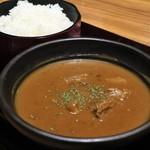 個室 肉バル マーケットグリル - 食事  MARKET GRILL ビーフカレー