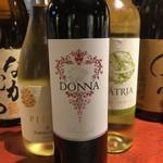 酒場食堂とんてき - ボトルワイン(赤・白)ポルトガル産