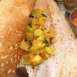 南インド料理 マハラニ - マサラ部分