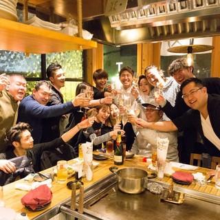 お祝いはテパキンで♪スタッフが全力でお客様をお祝いします!