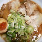84869395 - 20180421醤油チャーシュー麺