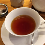 ティーハウスタカノ - 「アールグレイ」! 香り豊かな紅茶、美味しいです。