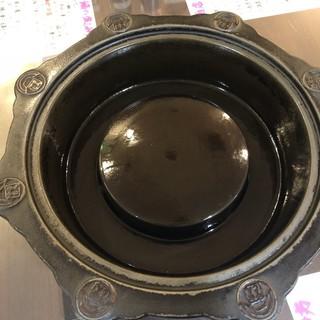 南部鉄器で作ったオリジナルの鍋