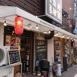 立喰☆焼肉 瑞園 - お店の外観