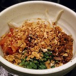 五十六担々麺 - 【汁なし担々麺】¥900