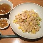 高さんの店 - パイナップル炒飯(小)¥620