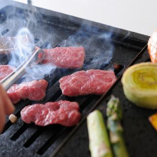 東京初の一貫牛を是非ご賞味ください!
