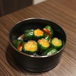 焼肉Garden MISAWA - キュウリキムチ☆