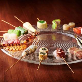 【各種贅沢プラン】2時間飲み放題付宴会コース5,800円