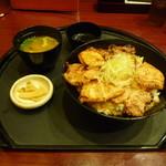 ブルー スカイ ミソ キッチン - 料理写真:本日の夕食