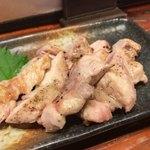 84878175 - ムネトロ炙り焼き590円