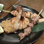 しんばし初藤 - 焼き物 2011/07