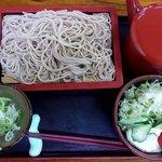北のそば和佳亭 - もり蕎麦&サラダ