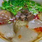 蘭州料理 ザムザムの泉 - ザムザムセット 1250円