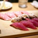 84883787 - 【コース】おまかせご飯はお寿司でした (4人前)