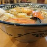 84884118 - 具も餡もスープも美味しい!