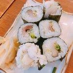 魚問屋 魚政宗 - ネギサバ  250円
